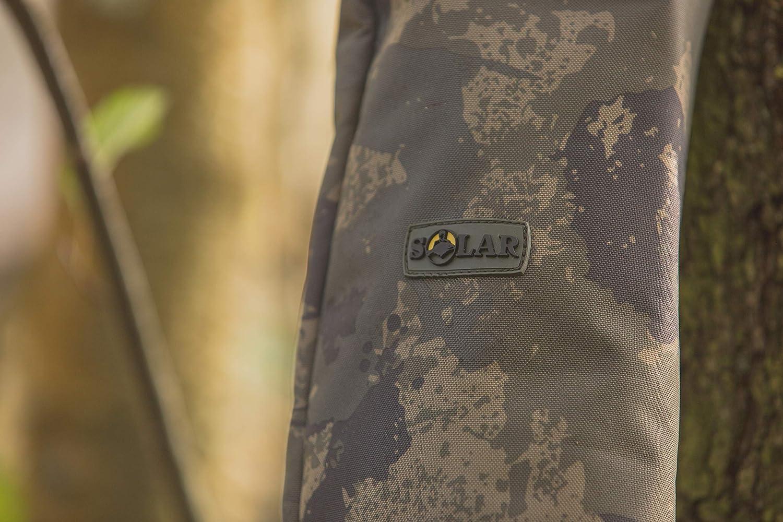 Solar Tackle Manchons de Canne /à p/êche Camouflage Unisexe