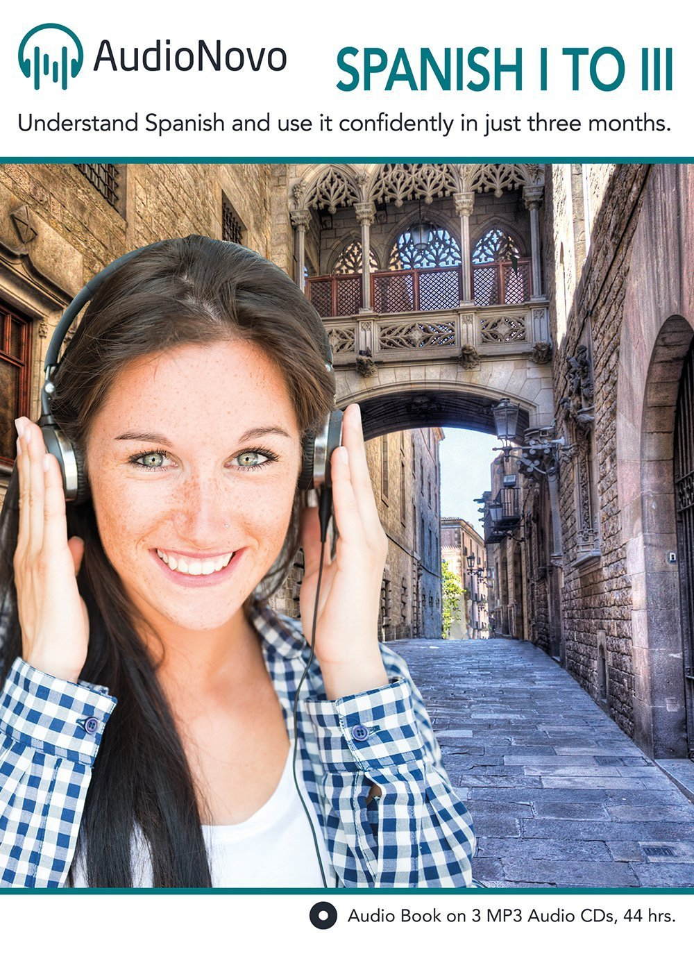 Amazon Audionovo Spanish 1 To 3 Learn Spanish The Quick And