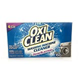 Oxiclean Washing Machine Cleaner, 1 Pack of 4