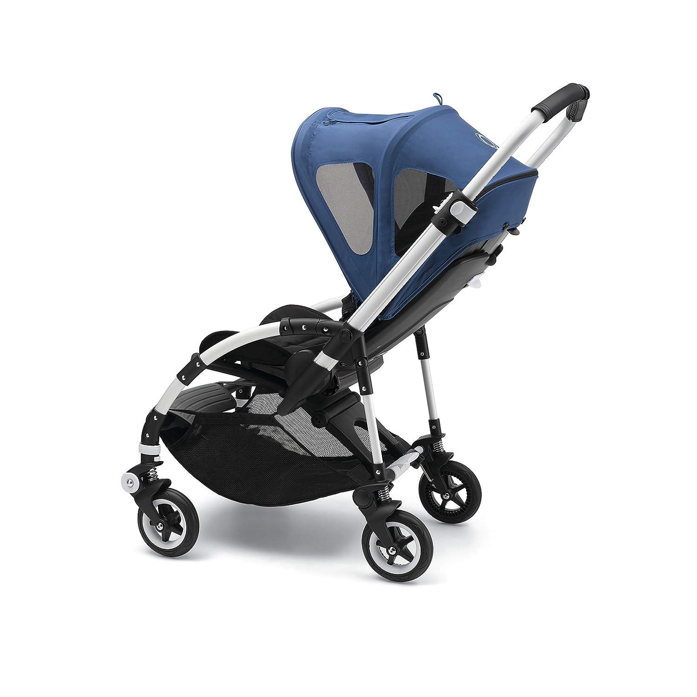 Bugaboo - Capota ventilada para silla de paseo Bugaboo Bee, Azul (Ice Blue): Amazon.es: Bebé