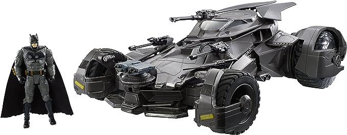 JUSTICE LEAGUE Ultimate JUSTICE LEAGUE BATMOBILE Vehicle + Figure