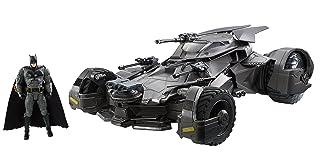 Justice League ultimo veicolo Batmobile RC e figura d'azione