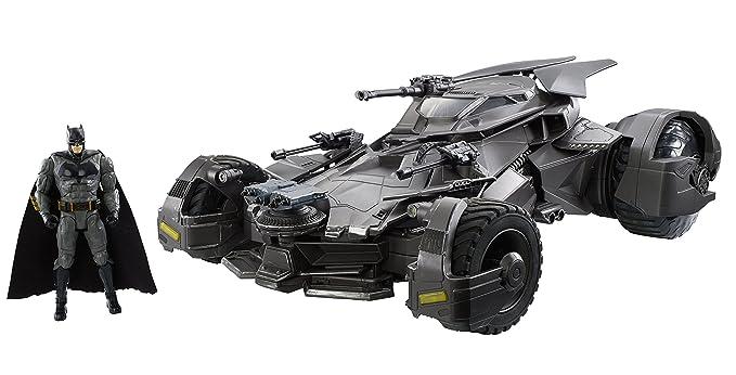 Liga de la Justicia (Justice League) último vehículo ...