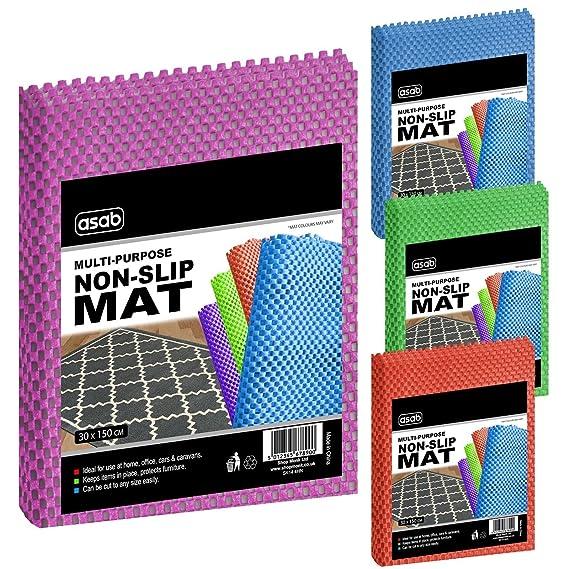 Anti Slip Mat Kopen.Rug Gripper For Carpet Non Slip Matting Multipurpose Anti Slide Mat Antislip Underlay 30x150cm Green