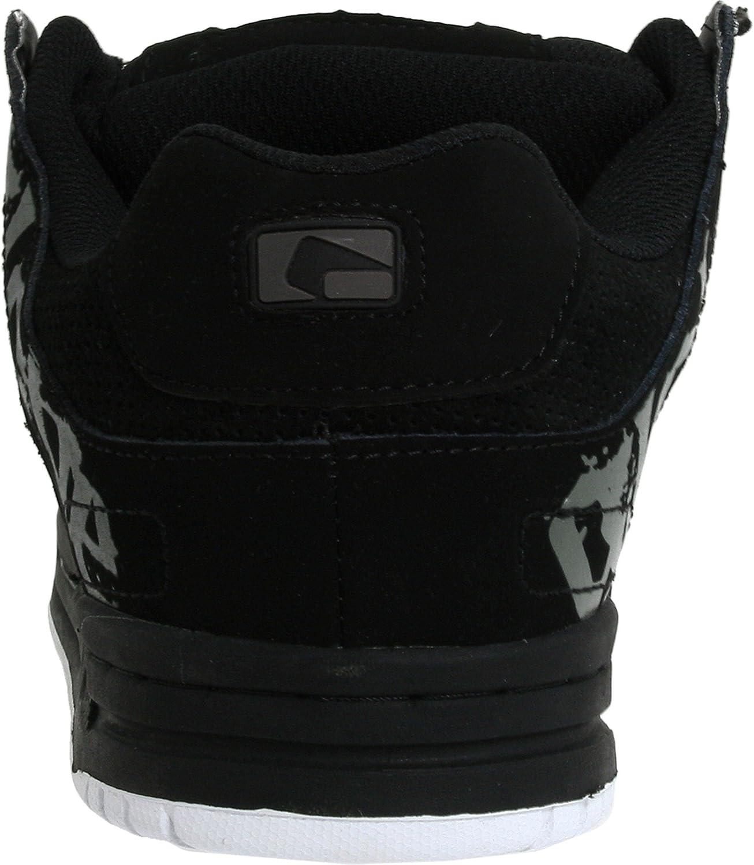Globe Uomo Tilt Skateboarding Skateboarding Skateboarding Shoe,nero Charcoal bianca,7.5 M US 945a9c