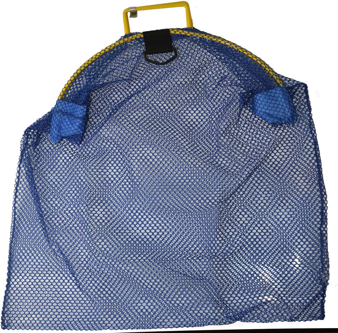 Clam Bag Lobster Bag Great Spearfishing Bag Coated Wire Handle Mesh Heavy Duty Game Bag Marine Canvas//Mesh and optionable D-Ring 24 inches by 28 inches