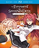 The Testament of Sister New Devil Burst: Season Two + OVA [Blu-ray]