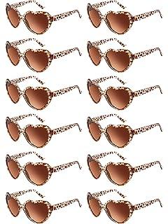 TOOGOO(R) Gafas de Sol Forma de Corazon para Fiesta de ...