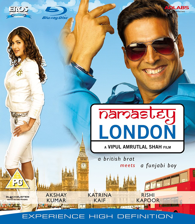 namstey london