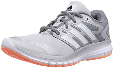 timeless design 93ac6 e34bb adidas Performance Damen Brevard Laufschuhe, Grau (Clear GreyFTWR  WhiteFlash Orange