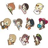 アイドルマスター シンデレラガールズ ぴたコレラバーストラップ Vol.2 ver.Cool(BOX)