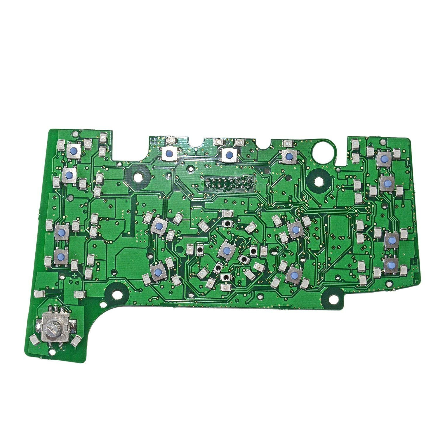 Multimedia MMI Control Panel Board with Navigation 4L0 919 610 KOVEBBLE
