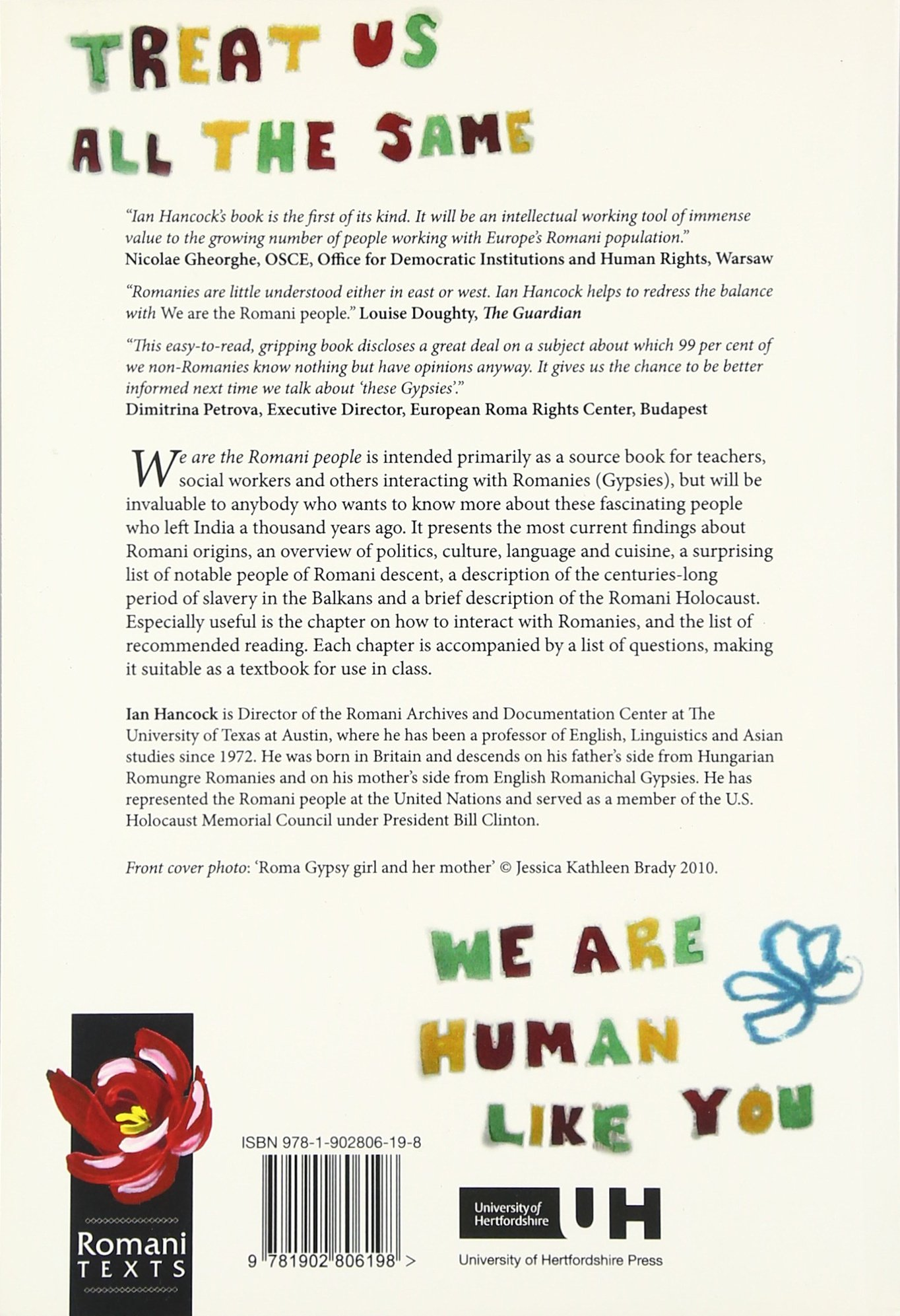 Buy We are the Romani People (Interface Collection) Book