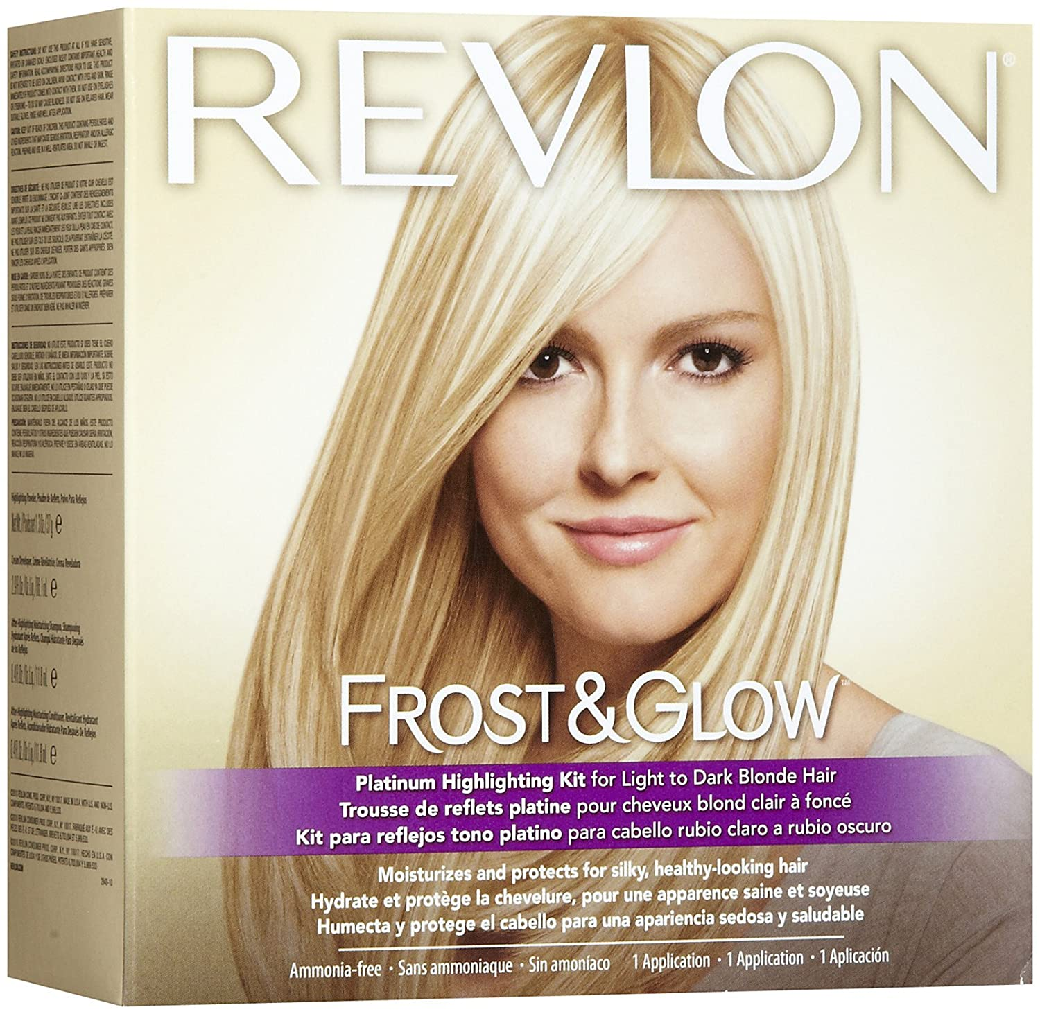 Amazon Revlon Frost And Glow Platinum 5 Ounce Hair