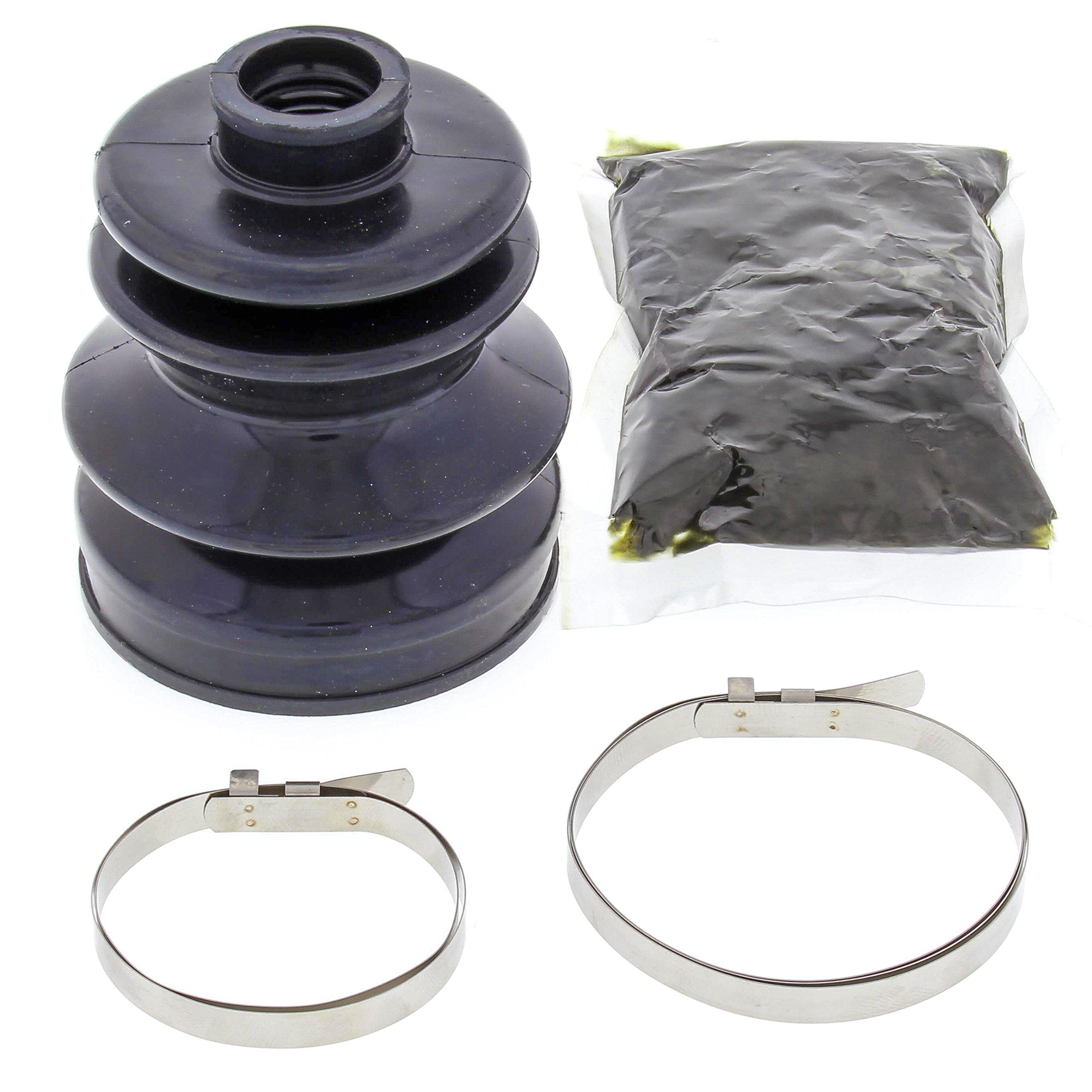 All Balls 19-5006 Black 19mm x 66mm x 92mm Long CV Boot Kit