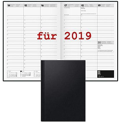 Brunnen 10 – 78160 – Agenda 2017 DIN A4 1 semana cada 2 ...
