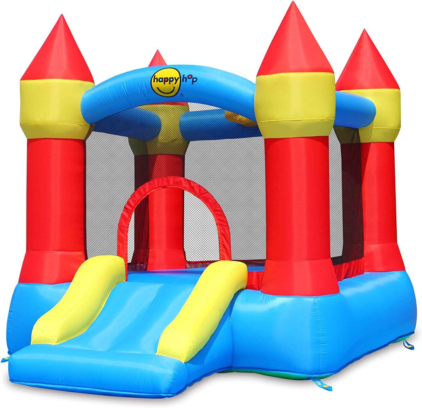 Happy Hop HappyHop 9221. Castillo Hinchable: Bouncer with Slide ...