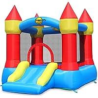 Happy Hop 9221. Castillo Hinchable: Bouncer with Slide