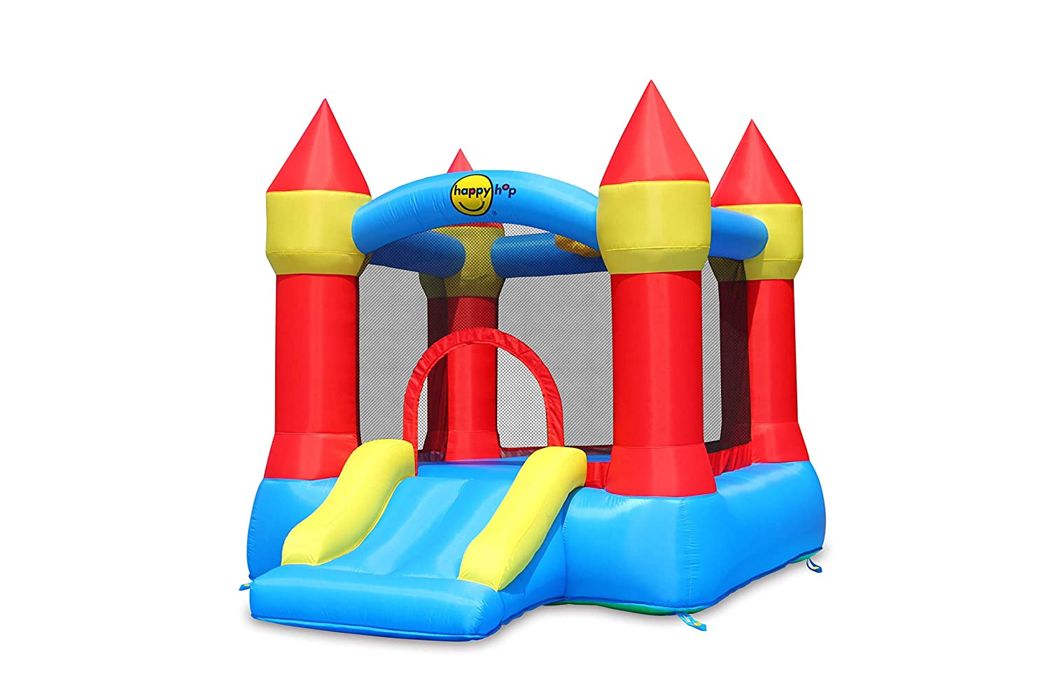Happy Hop HappyHop 9221. Castillo Hinchable: Bouncer with Slide ...