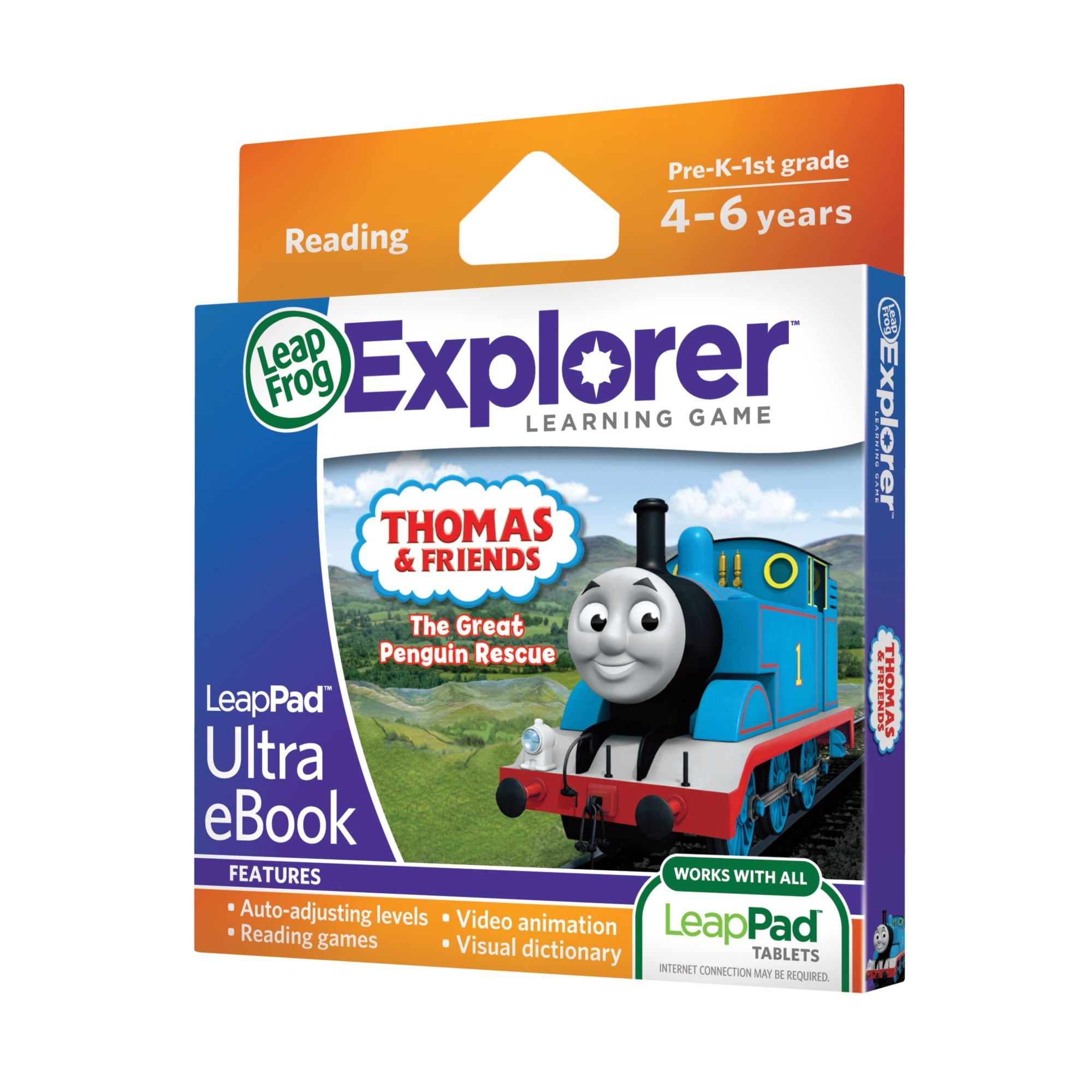 LeapFrog LeapPad Ultra eBook Adventure Builder: Thomas and Friends: The Great Penguin Rescue (works with all LeapPad tablets) by LeapFrog (Image #2)