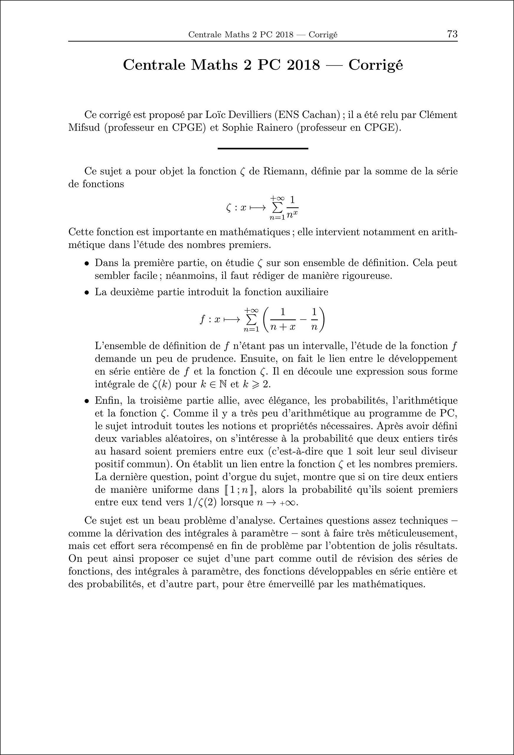 Mathématiques, Informatique PC: Collectif: 9782351413500: Amazon.com: Books