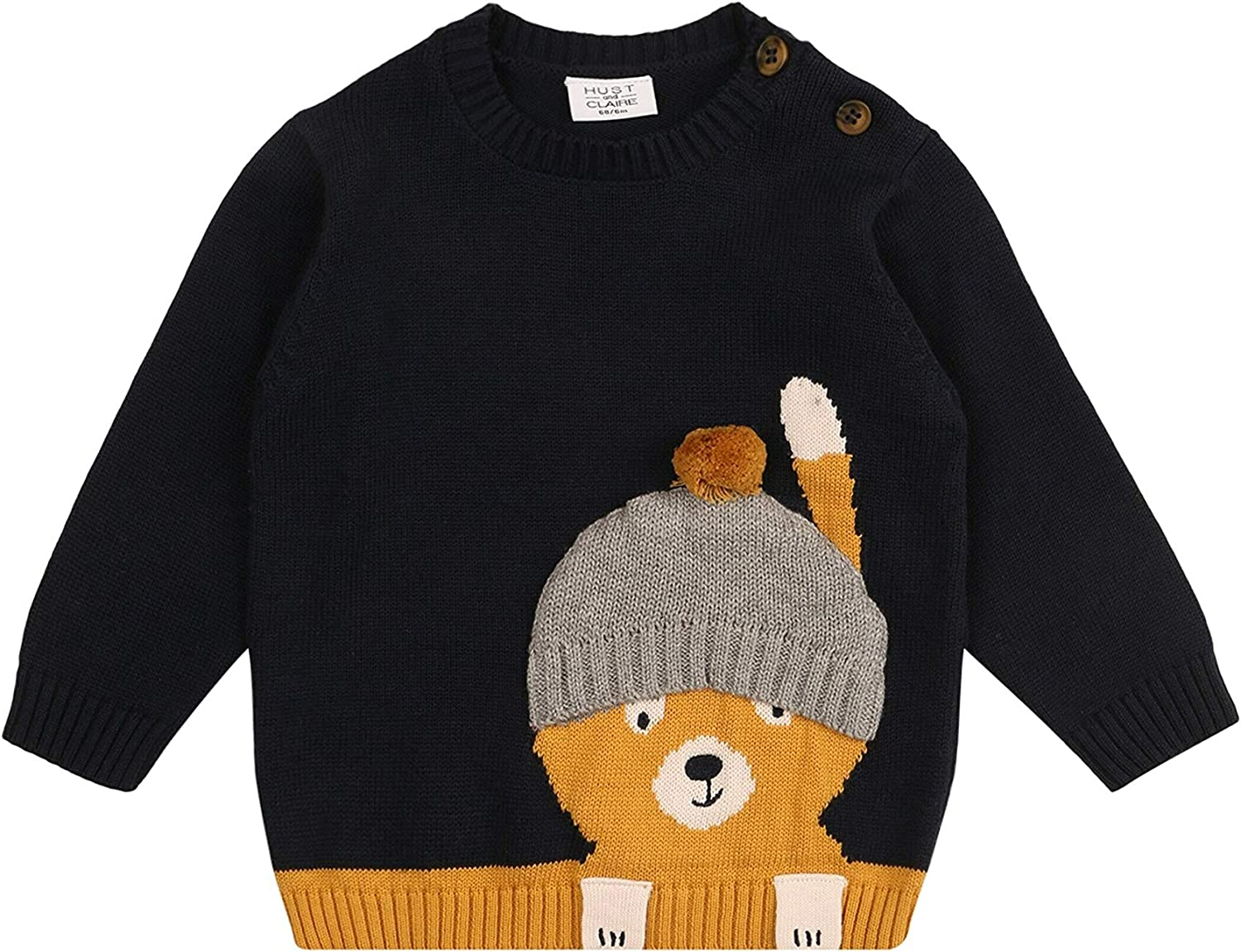 Hust and Claire Baby Jungen Pullover Pilou