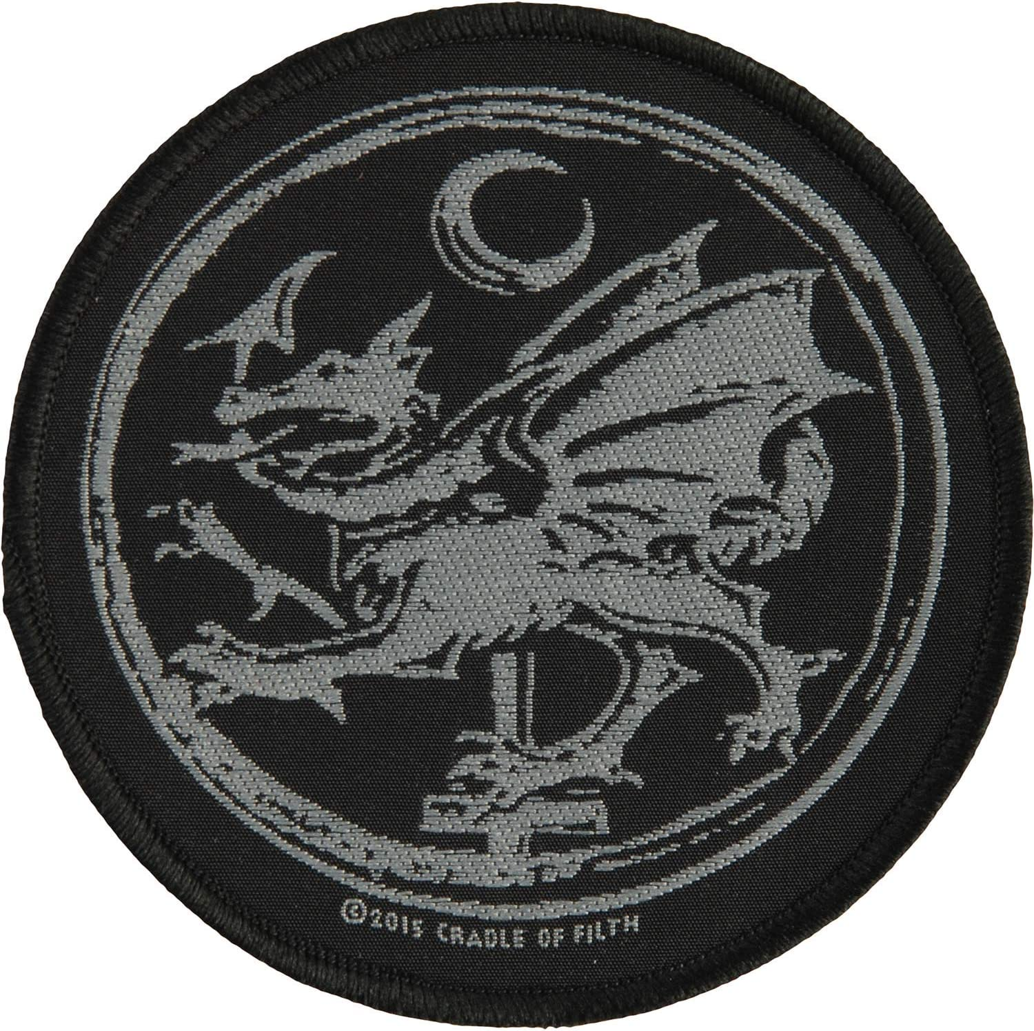 NEW SEW ON PATCH OFFICIAL BAND MERCH CRUELTY OF THE BEAST CRADLE OF FILTH