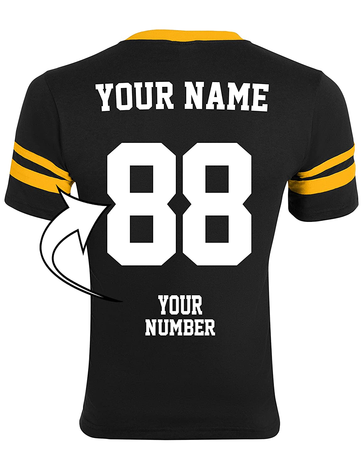3c019be8d922e Custom Made Jerseys - Make Your OWN Jersey Shirts - Personalized Team  Uniforms