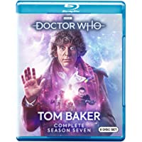 Doctor Who: Tom Baker Complete Season Seven [Blu-ray]