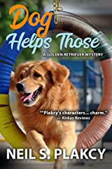 Dog Helps Those (Golden Retriever Mysteries Book 3) Kindle Edition