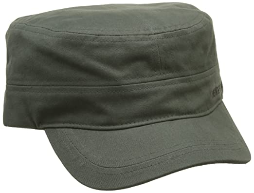 The North Face Logo Military Gorra de béisbol, Hombre, Verde ...