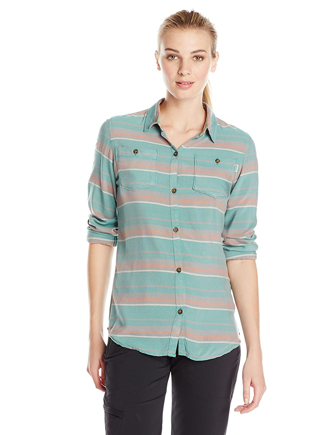 Burton Womens Grace Long Sleeve Woven Shirt