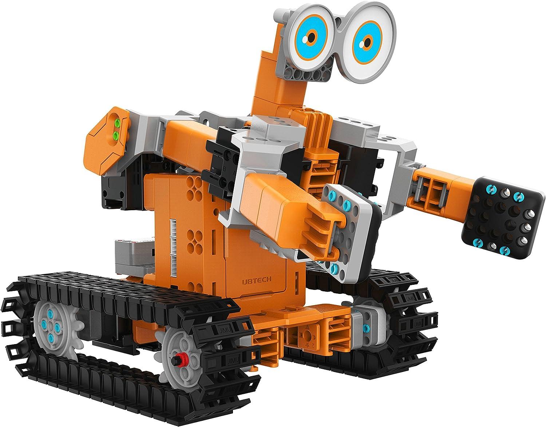 UBTECH Robotics Corps giro0004 – Jimu Robot Mini Kit: Amazon.es: Juguetes y juegos