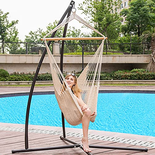 Lazy Daze Hammocks Hanging Chair Caribbean Swing Chair