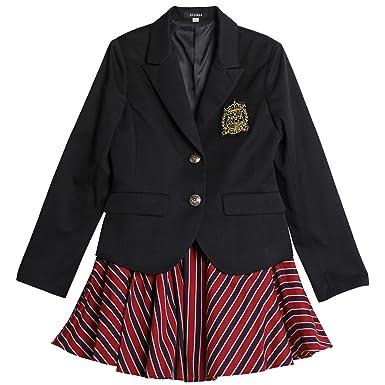e4e7401931d70  アリサナ arisana 卒業式 小学生 女の子 スーツ 子供服 フォーマル ロザンヌ (ジャケット +
