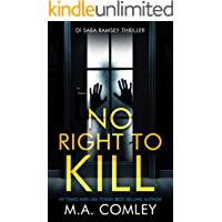 No Right To Kill (DI Sara Ramsey Book 1)