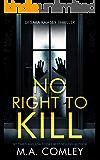 No Right To Kill (DI Sara Ramsey Book 1)