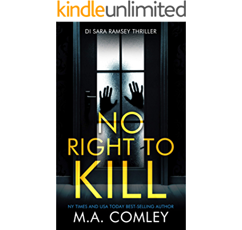 No Right To Kill Di Sara Ramsey Book 1 Kindle Edition By Comley M A Literature Fiction Kindle Ebooks Amazon Com