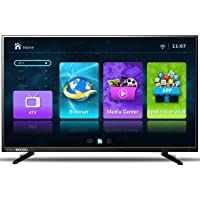 Noble Skiodo 80 cm (32 Inches) HD Ready LED Smart TV 32SM32N01 (Black)