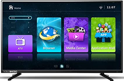 3b8415db581 Noble Smart TV Price  Buy Noble Skiodo Smart TV Online at Best Price ...