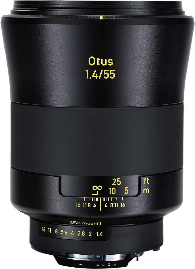 Carl Zeiss 55 Mm F 1 4 Otus Zf 2 Objektiv Kamera