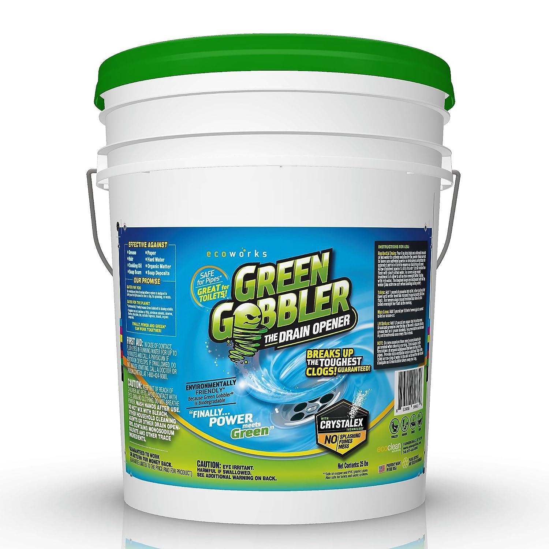 Amazon.com : Best Eco Friendly Drain Line Cleaner For Main Drain ...