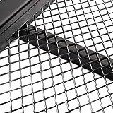 2 Pcs ATV UTV Universal Basket Rear Rack Carrier