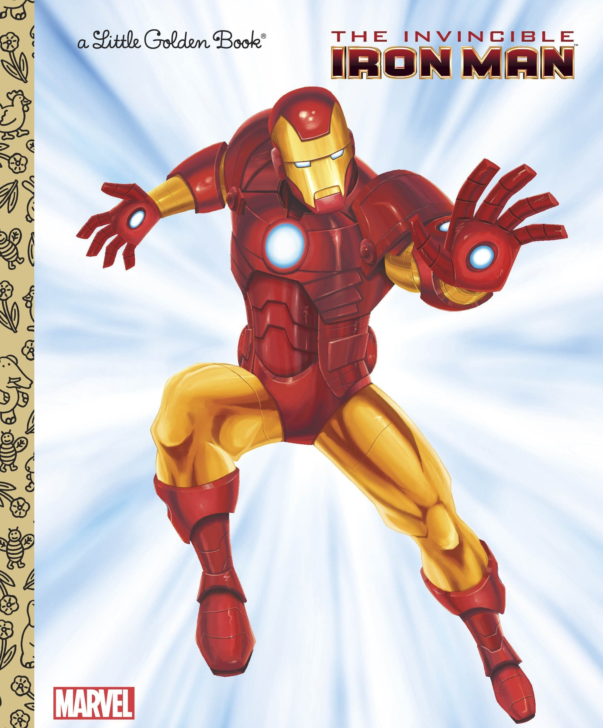 Invincible Iron Man Marvel Little product image