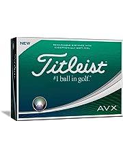 Titleist AVX - Pelotas de Golf (12 Unidades)