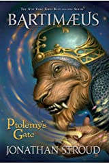 Ptolemy's Gate (A Bartimaeus Novel Book 3) Kindle Edition