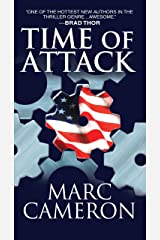 Time of Attack (Jericho Quinn Thriller Book 4) Kindle Edition