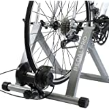PedalPro Magnetic Bicycle Turbo Trainer with Variable Speed Handlebar Adjuster