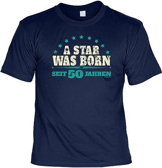 Regalo de cumpleaños 50TH - diseño de cumpleaños con T-Shirt ...