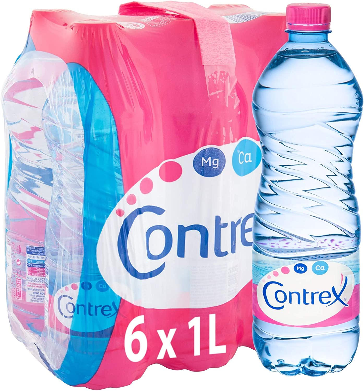 Contrex 1L (pack de 6): Amazon.es: Alimentación y bebidas